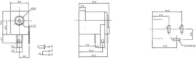 电路 电路图 电子 工程图 平面图 原理图 679_204